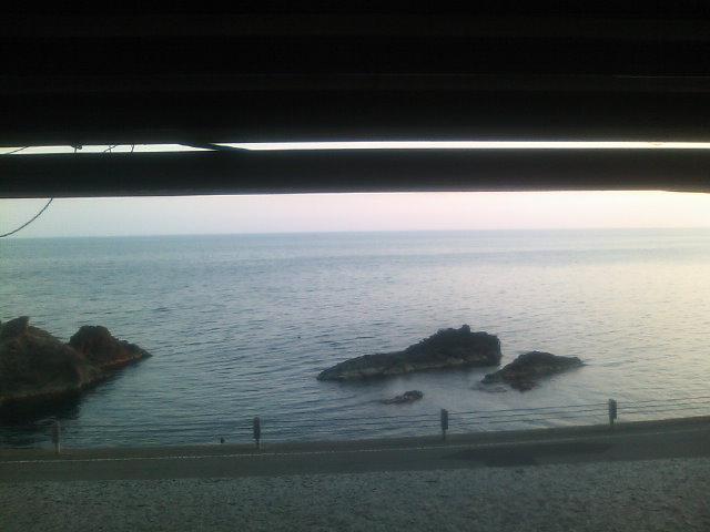 越前の海へ